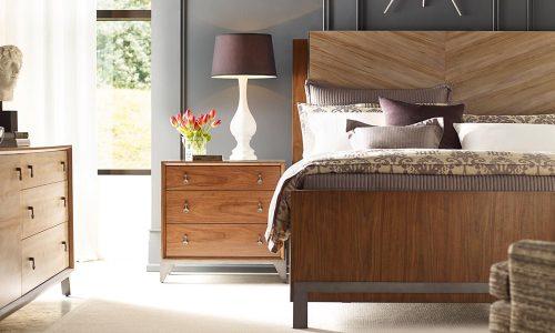 Nội thất phòng ngủ bằng gỗ công nghiệp có gì đặc biệt?
