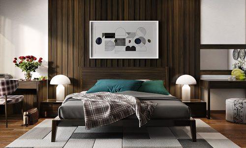 Bí quyết chọn nội thất phòng ngủ cho vợ chồng mới cưới ấn tượng nhất