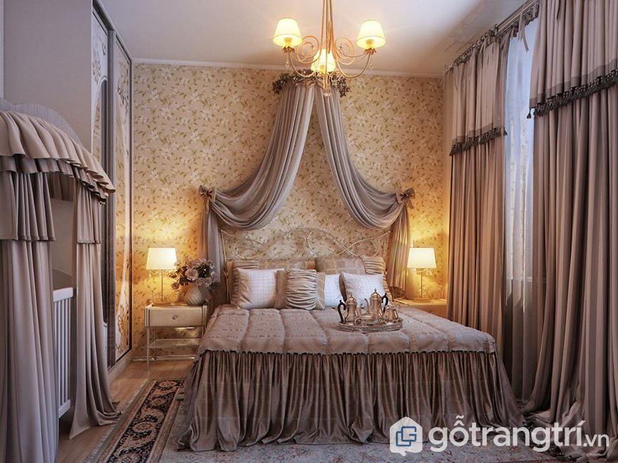 nội thất phòng ngủ cho vợ chồng mới cưới