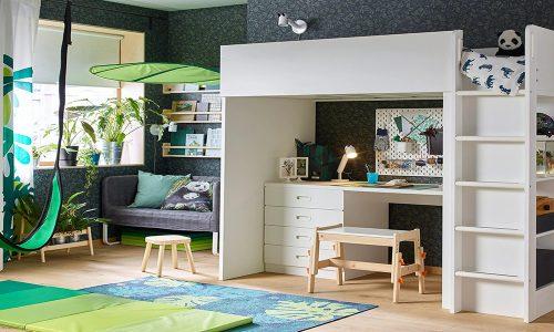 Thiết kế phòng ngủ cho trẻ em cần lưu ý những gì?