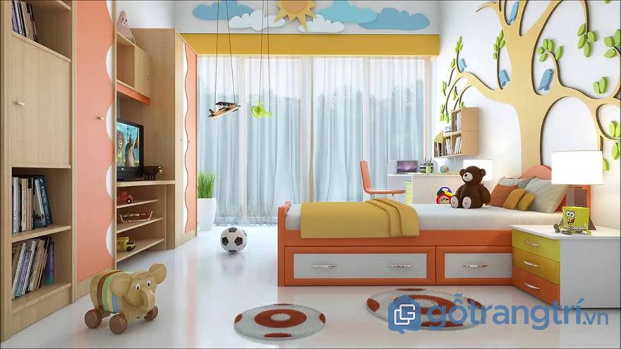 Phòng ngủ cho trẻ em đẹp