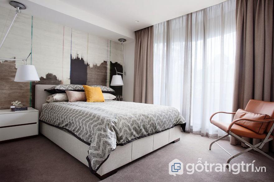 Chọn loại sơn phòng ngủ phù hợp
