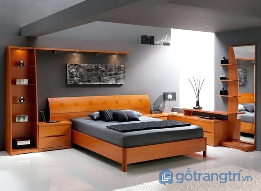 Chọn sơn phòng ngủ có độ bền màu cao