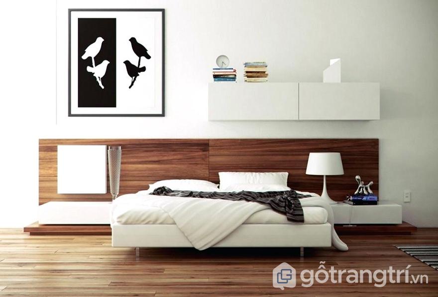 Phòng ngủ nên sơn màu gì