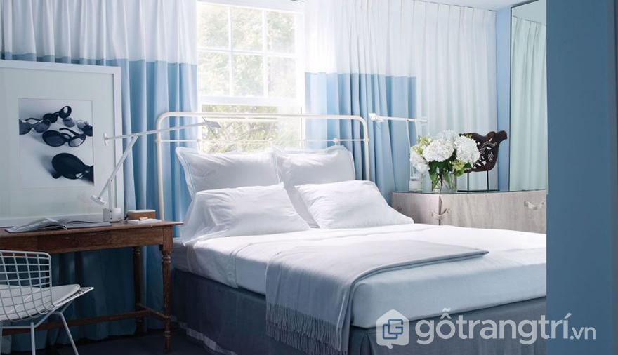 Đơn vị thi công sơn phòng ngủ đẹp