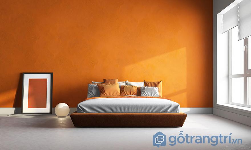 chọn sơn chất lượng cho phòng ngủ
