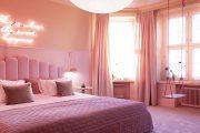 """10 mẫu sơn phòng ngủ màu hồng đẹp """"lịm tim"""""""