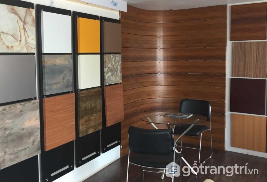 Ứng dụng tấm acrylic trong thiết kế nội thất - ảnh internet