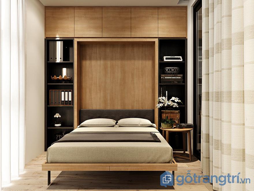 Thiết kế phòng ngủ nhỏ 10m2 đẹp