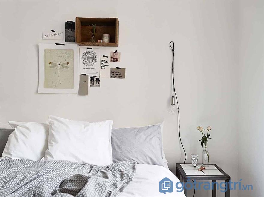 Thiết kế phòng ngủ nhỏ 10 m2
