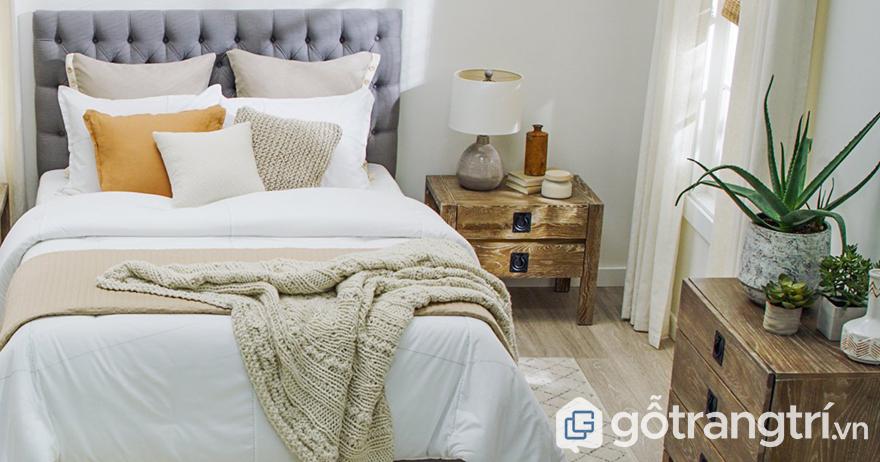 Thiết kế phòng ngủ 5m2 hiệu quả