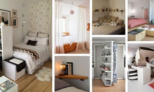 Bí quyết thiết kế phòng ngủ nhỏ 5m2 khiến các cô nàng độc thân mê mệt