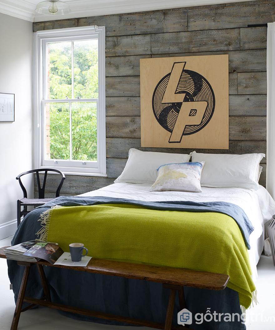 Thiết kế phòng ngủ nhỏ 9m2 độc đáo