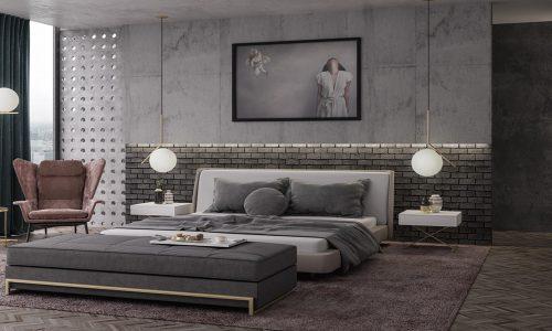 +10 ý tưởng trang trí tường phòng ngủ đẹp miễn chê