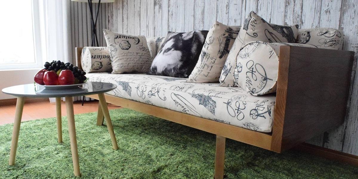 Các loại khung gỗ ghế sofa được ưa chuộng sử dụng nhất hiện nay