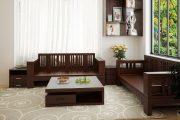 15+ mẫu sofa gỗ hiện đại đẹp hút ánh nhìn cho phòng khách gia đình