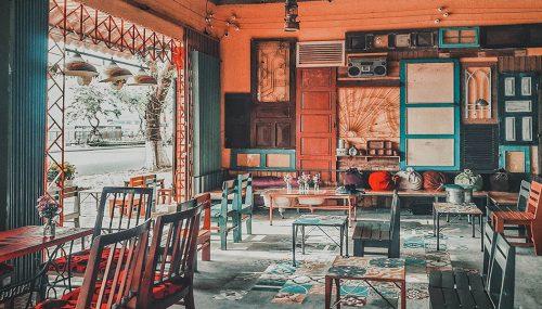 Bí quyết lựa chọn bàn ghế quán cà phê đẹp nhất, ấn tượng nhất
