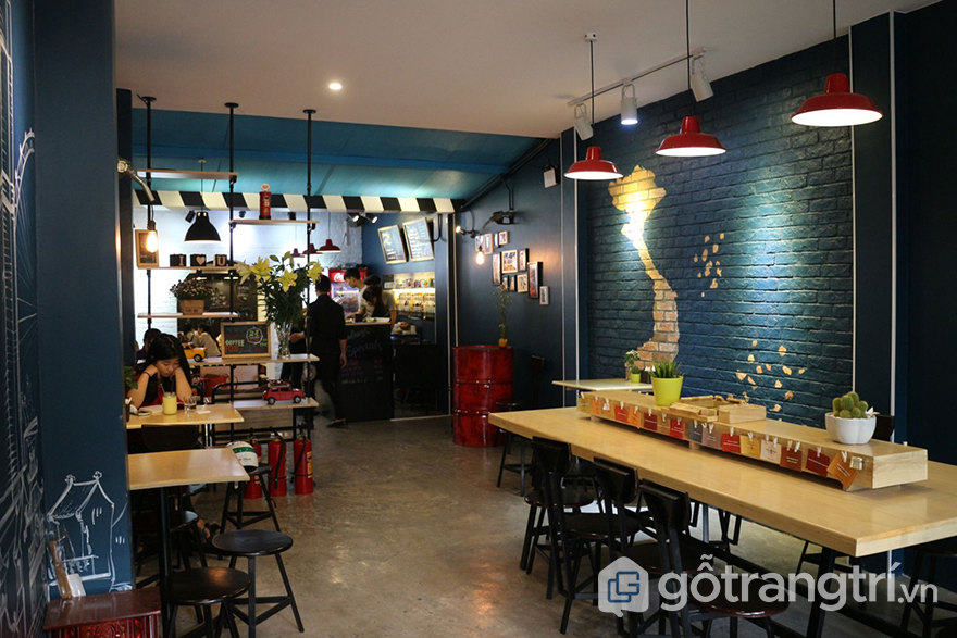 Kinh nghiệm mở quán cà phê
