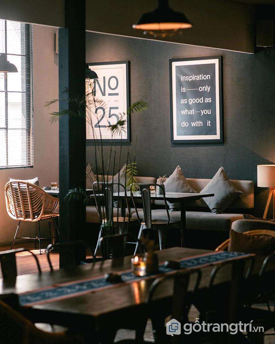 quán cà phê yên tĩnh