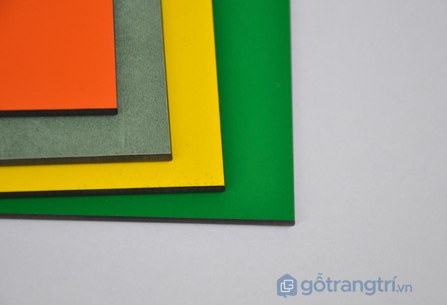 Tấm compact laminate - ảnh internet