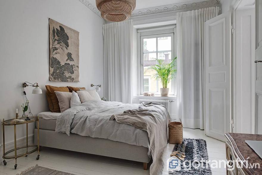 thiết kế nhà cấp 4 3 phòng ngủ