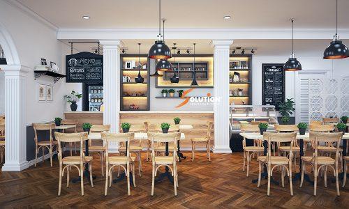 """Bí quyết trang trí quán cafe đảm bảo hút khách """"ào ào"""""""