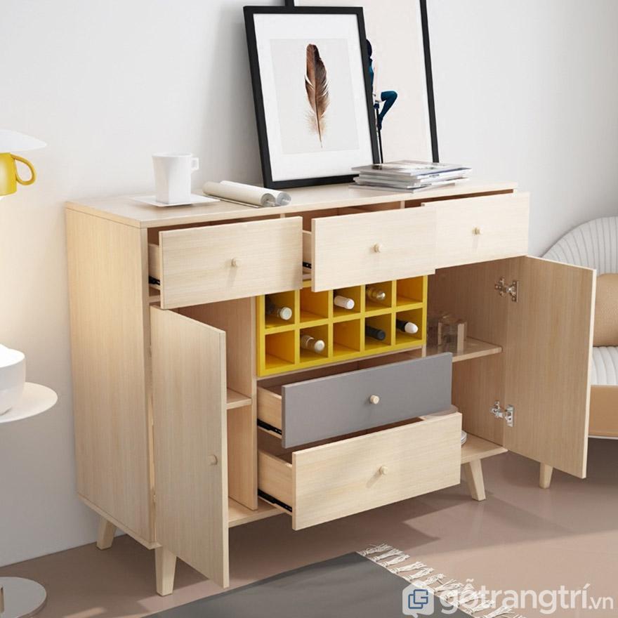 Thiết kế sang trọng, phù hợp nhiều không gian.