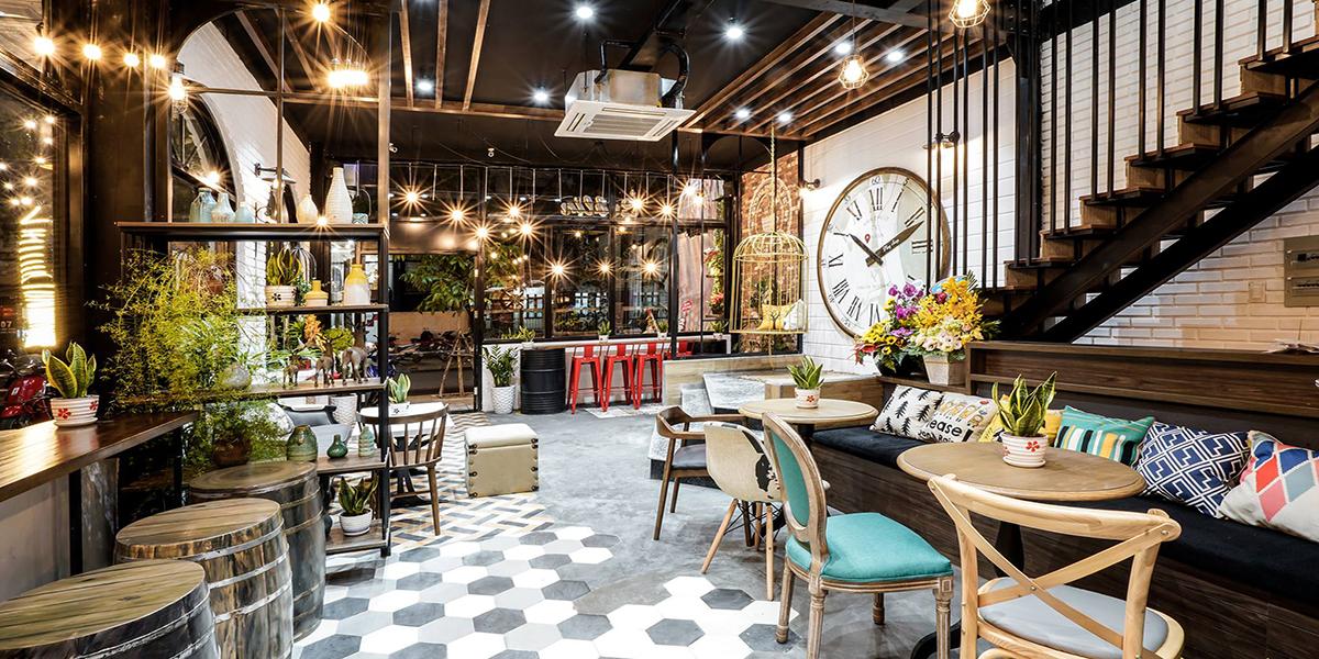 5 ý tưởng mở quán cà phê độc nhất vô nhị