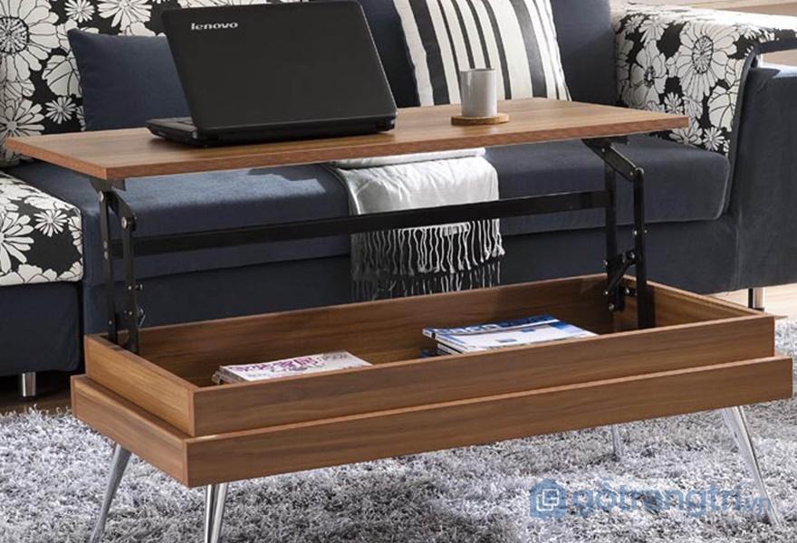 Ứng dụng Melamine vân gỗ trong thiết kế nội thất - ảnh internet