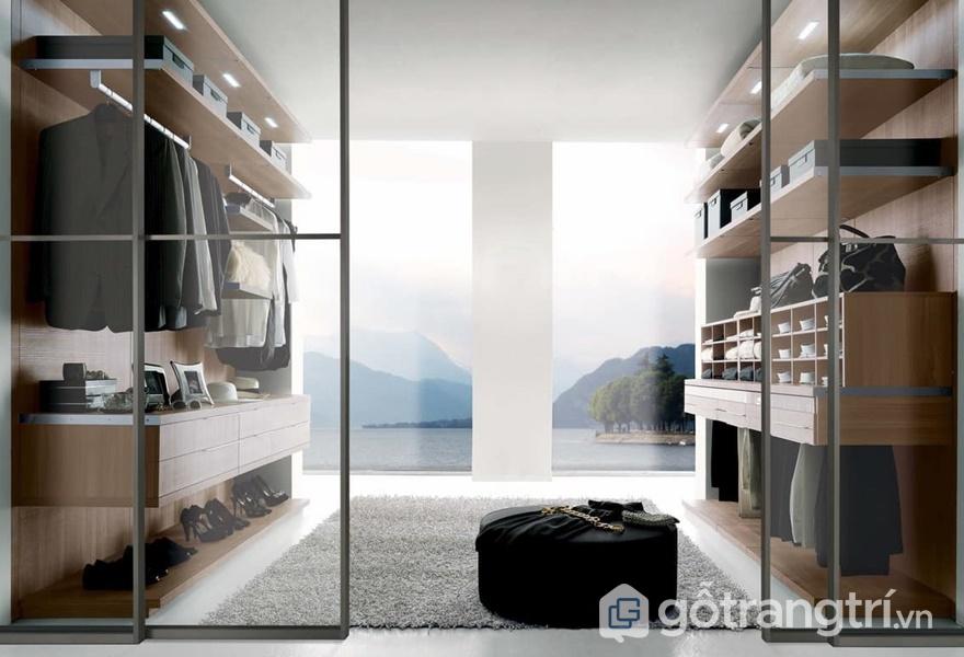Ứng dụng Melamine vân gỗ trong thiết kế - ảnh internet