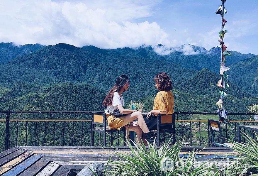 Cảnh đẹp từ The Haven Sapa Camp Site - ảnh internet