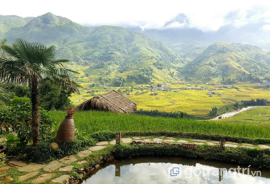 View từ Hmong Mountain Retreat - ảnh internet