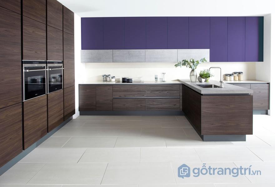 Xu hướng ứng dụng màuUltra Violet trong thiết kế - ảnh internet