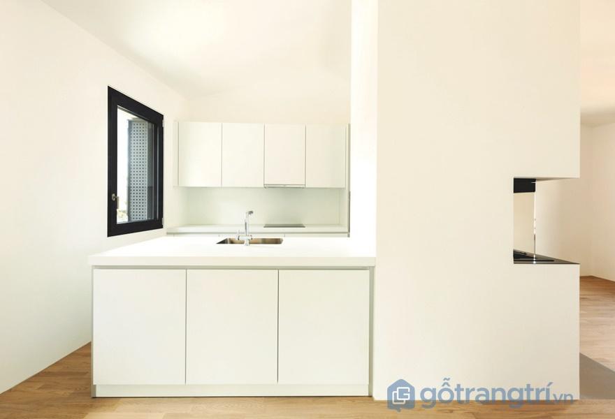 Ứng dụng của gỗ công nghiệp phủ Melamine trong thiết kế nội thất - ảnh internet