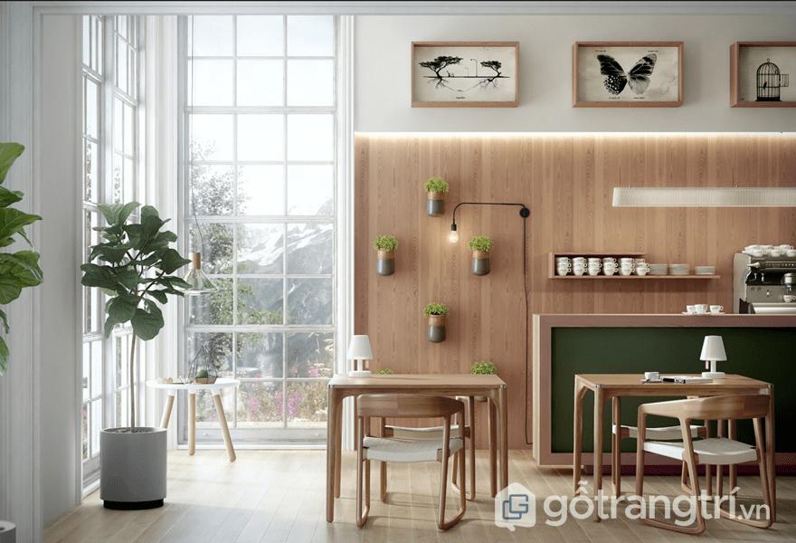 Ứng dụng gỗ công nghiệp phủ Melamine trong thiết kế - ảnh internet
