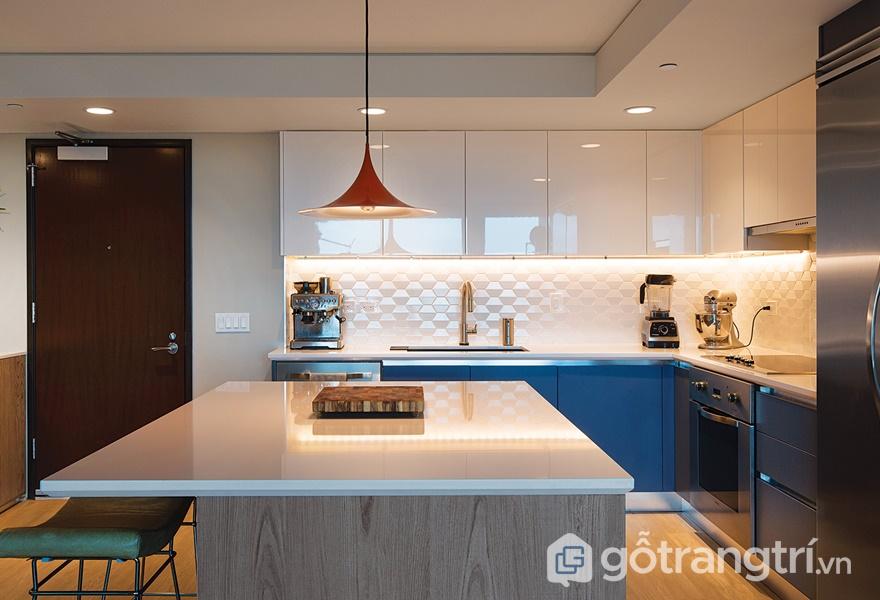 Ứng dụng bề mặt Melaminetrong thiết kế nội thất - ảnh internet