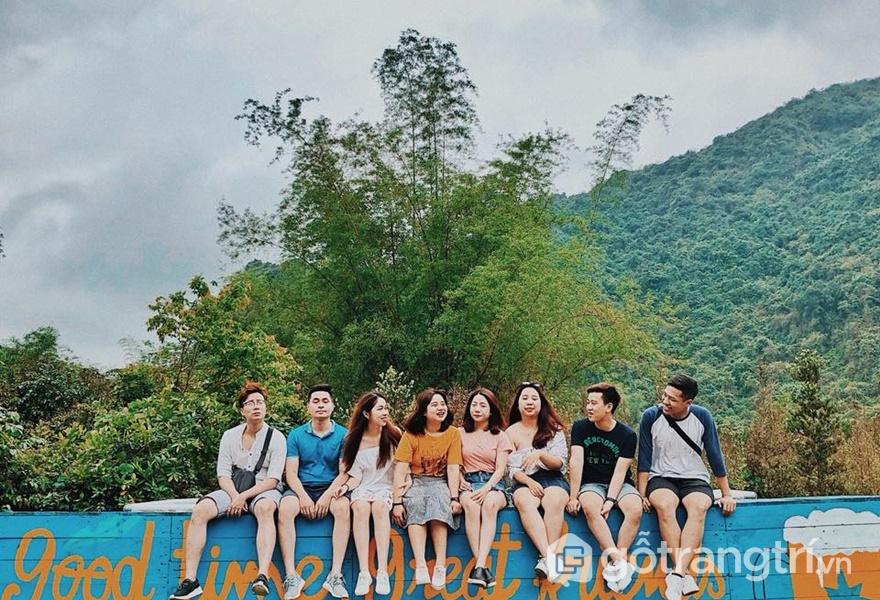 Sống ảo thả ga, không cần đi xa với 3 homestay gần Hà Nội - ảnh internet