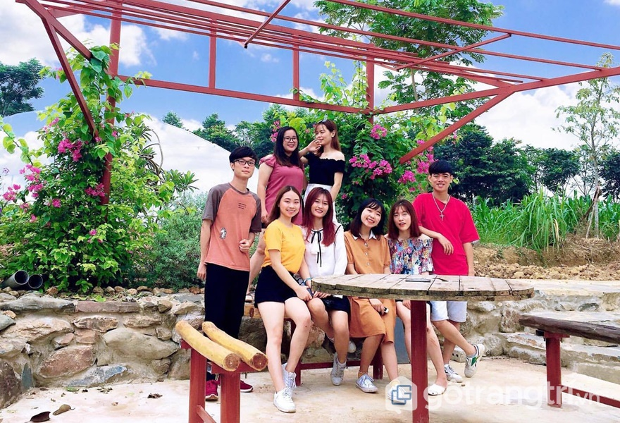 Các hoạt động team building hấp dẫn tại homestay gần Hà Nội - ảnh internet