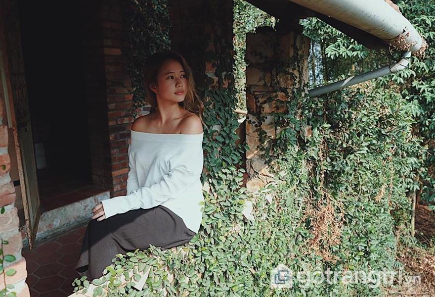 Check-in tại Homestay gần Hà Nội Jungle House - ảnh internet