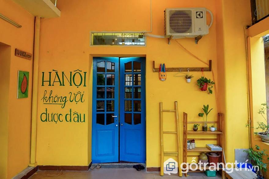 homestay Hà Nội giá rẻ