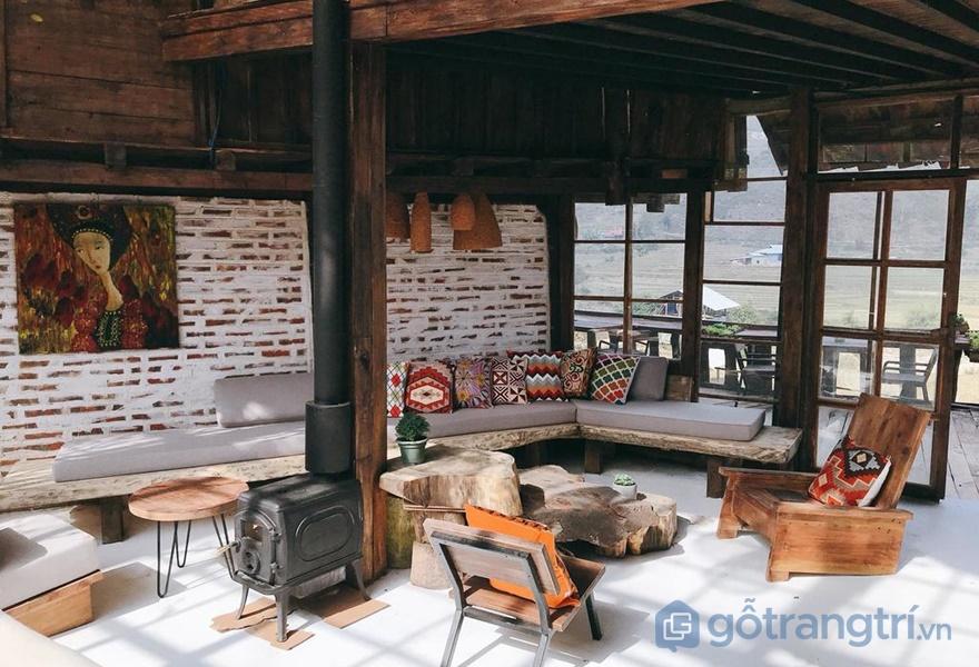 Mê mẩn 3 homestay đẹp ở sapa làm say đắm biết bao nhiêu du khách - ảnh internet