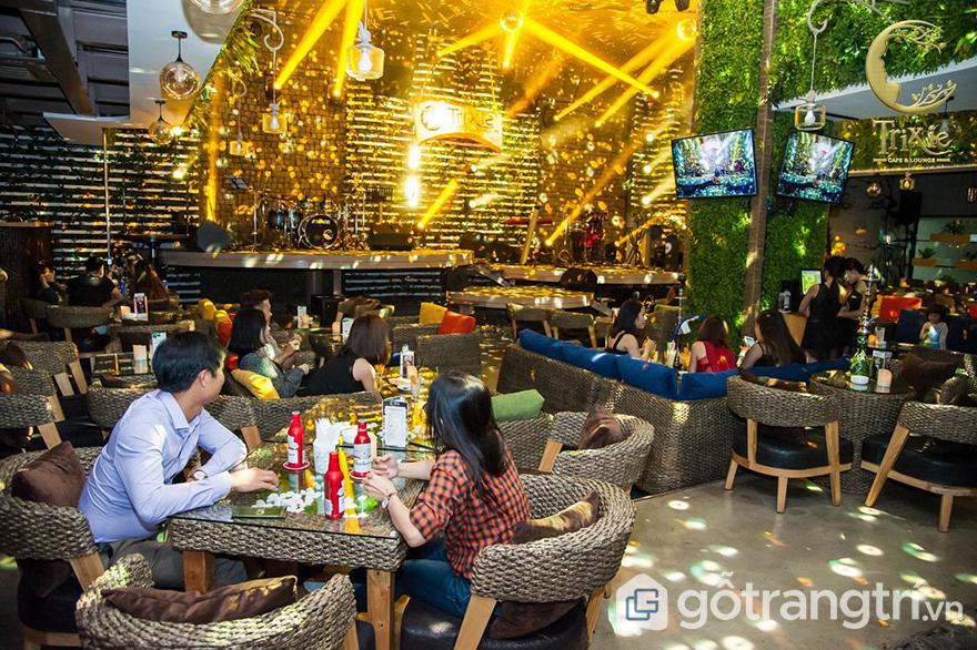 Mô hình quán cà phê