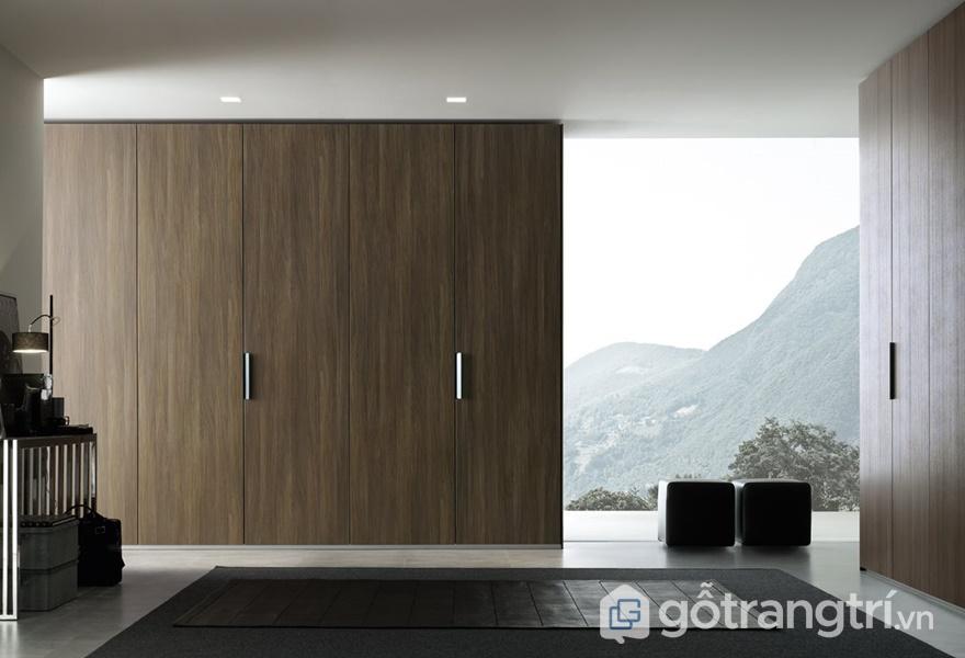 Ứng dụng nhựa Melamine trong thiết kế nội thất - ảnh internet