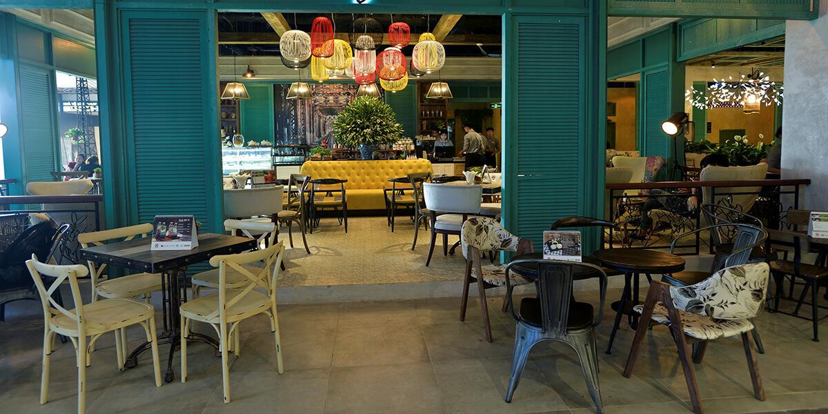 """Bí quyết sở hữu nội thất quán cà phê siêu """"sang chảnh"""""""