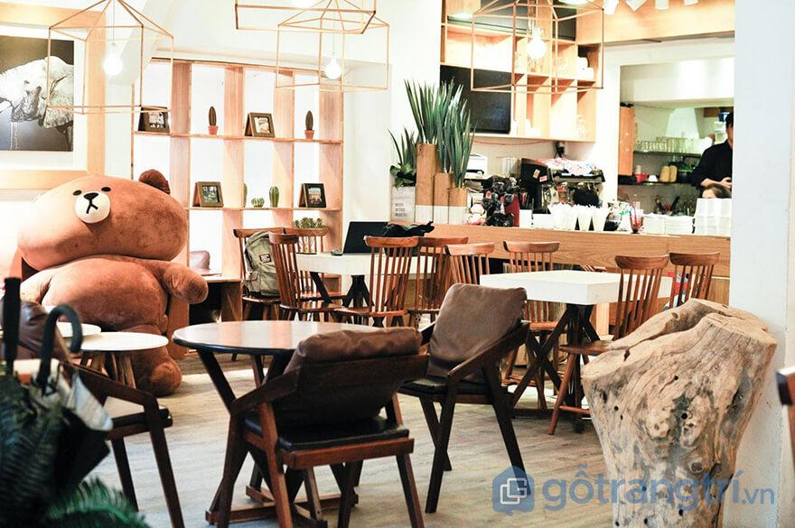 quán cà phê chụp ảnh đẹp ở Sài Gòn
