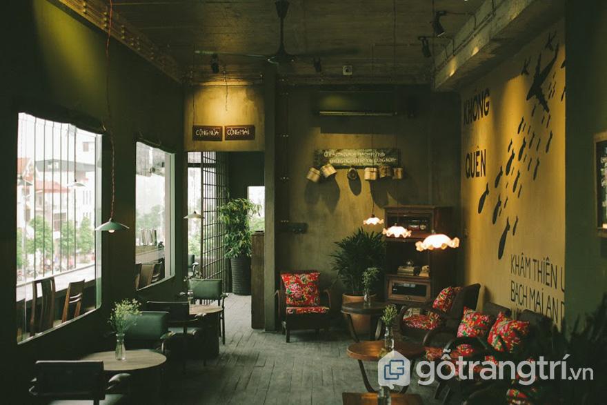 quán cà phê đẹp ở Đà Nẵng