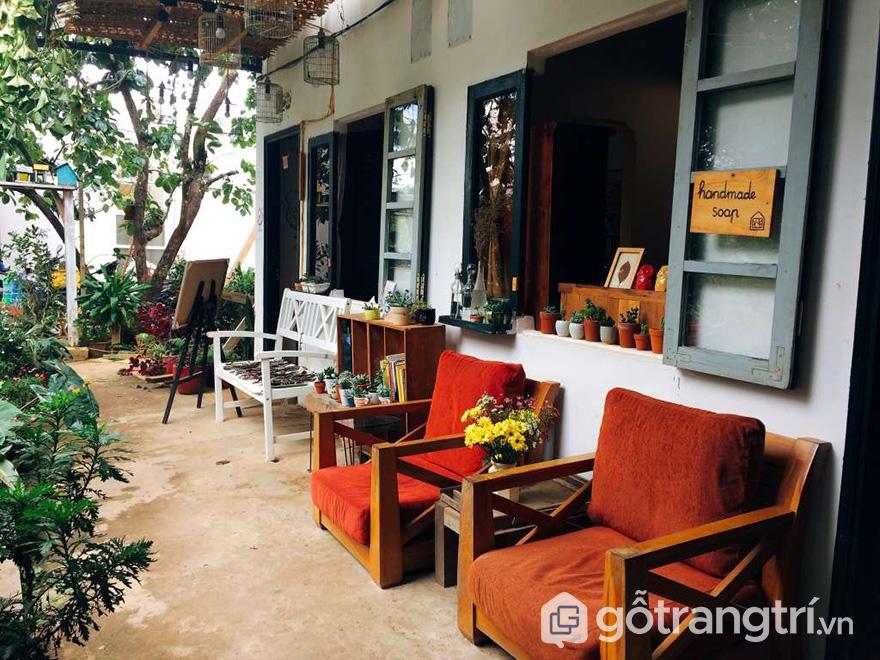 quán cafe đẹp ở Đà Lạt