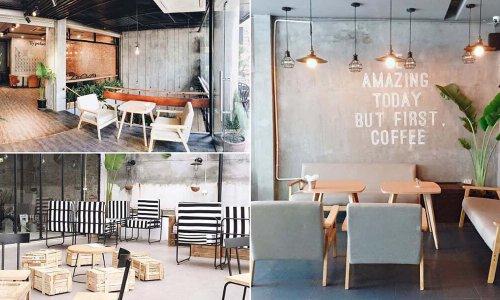 thiết kế quán cà phê giá rẻ
