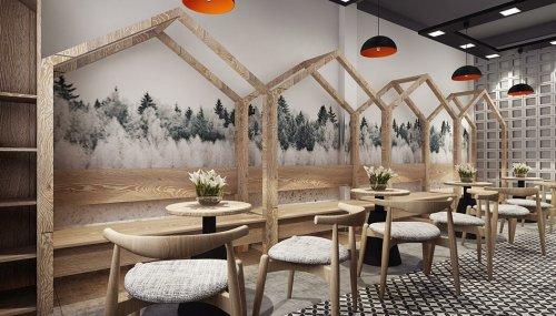 Mẹo thiết kế quán cà phê nhỏ đẹp chuẩn đến từng milimet
