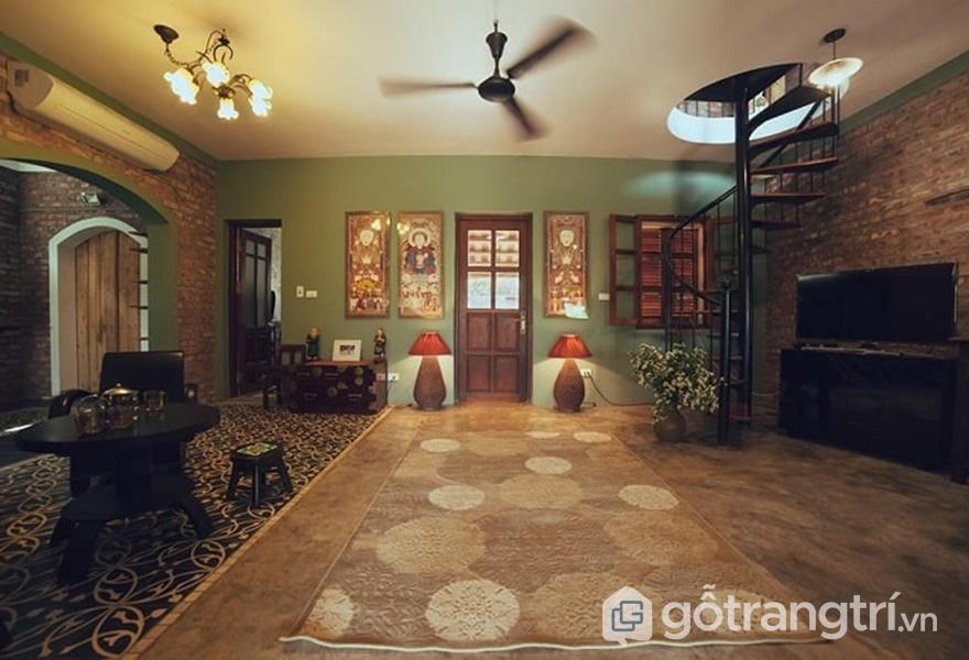 Zen Villa Homestay - ảnh internet